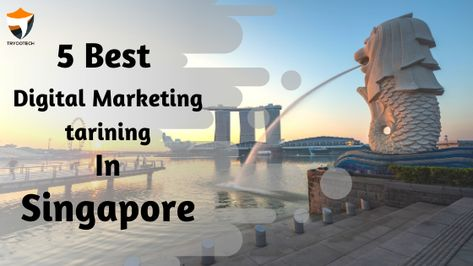 5 Best Digital Marketing Training Institutes in Singapore
