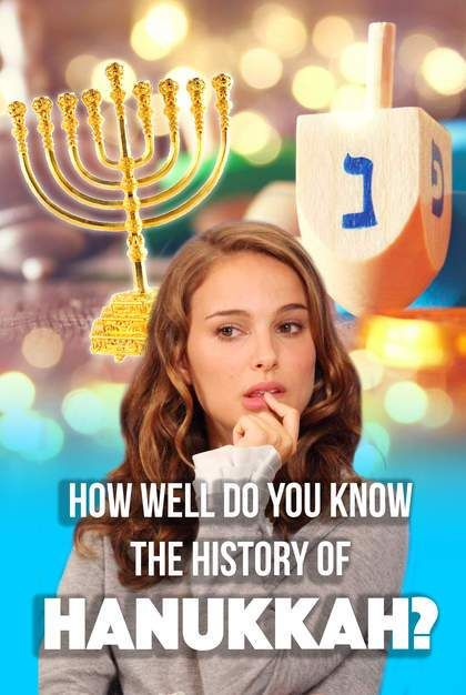 Quiz How Well Do You Know The History Of Hanukkah Quiz History Of Hanukkah Knowledge Quiz