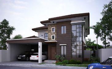5 Bhk Modern Flat Roof House Design Flat Roof House Designs House Roof Design Flat Roof House