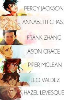 Percy Jackson and Heroes of Olympus x reader oneshots in 2019
