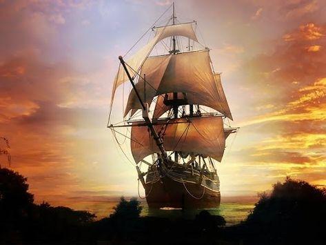 1492 La Conquista Del Paraíso Vangelis Old Sailing Ships Sailing Ships Galleon Ship