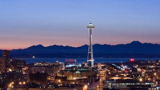 افضل خلفيات للكمبيوتر ويندوز 10 Best Wallpapers Windows Photo Seattle Skyline Skyline