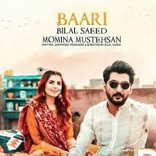 Bilal Saeed Song Lyrics Baari In 2020 Song Lyrics Lyrics Songs