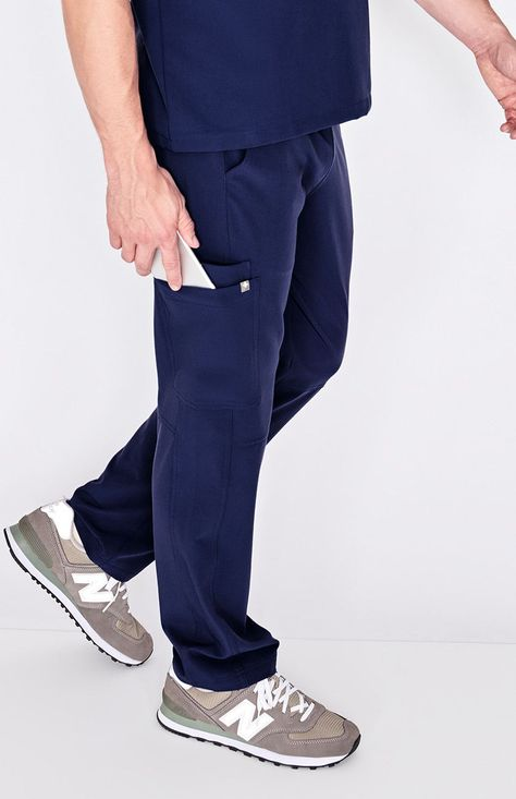 5044cf24dea men's tela cargo scrub pants - charcoal | medical | Scrub pants, Pants,  Scrubs