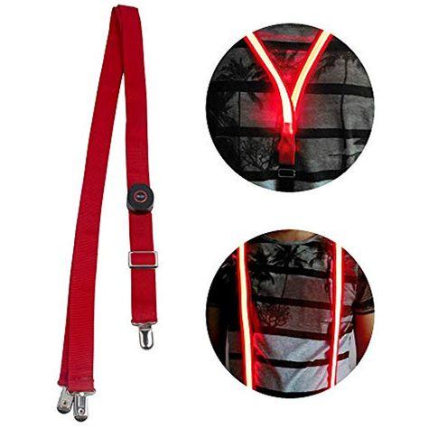 Avocado Christmas Unisex Kids Adjustable Y-Back Suspenders With Bowtie Set