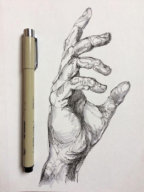 Pings Micron + Minimal blocking with grey brush pen – Art Sketches Inspiration Art, Art Inspo, Life Drawing, Painting & Drawing, Art Du Croquis, Arte Sketchbook, Sketchbook Ideas, A Level Art, Art Hoe