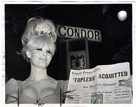 Carol Doda Women In History Pinterest