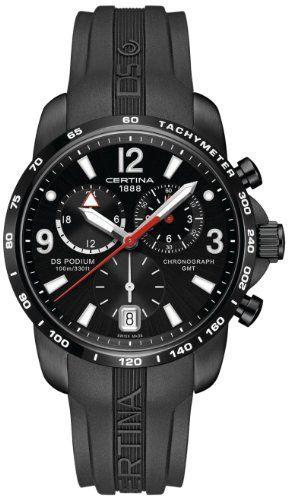 Certina DS Podium GMT C001.639.17.057.00 Chronograph   Uhren