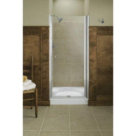 Kohler K 702400 L Frameless Pivot Shower Door 28 75 30 25 W X