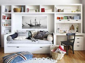 Oltre 25 fantastiche idee su Armadio a ponte Ikea su Pinterest ...