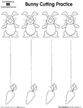 Pin On Ot Stuff Practice cutting worksheet for preschool