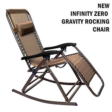 Strange Partysaving Infinity Zero Gravity Rocking Chair Outdoor Dailytribune Chair Design For Home Dailytribuneorg