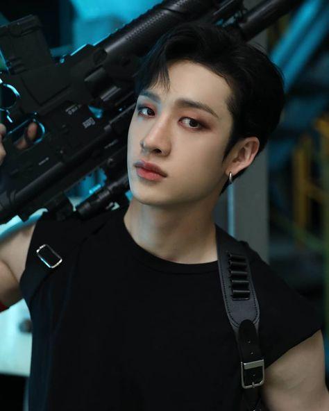 Stray Kids Chan, Felix Stray Kids, Pretty Boys, Cute Boys, Kdrama, Chris Chan, Young K, Jiyong, Lee Know