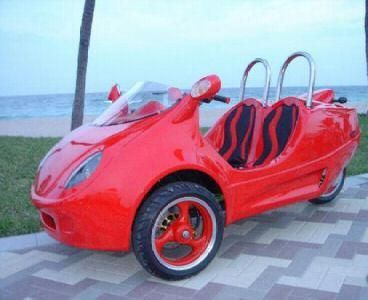 Scoot Coupe