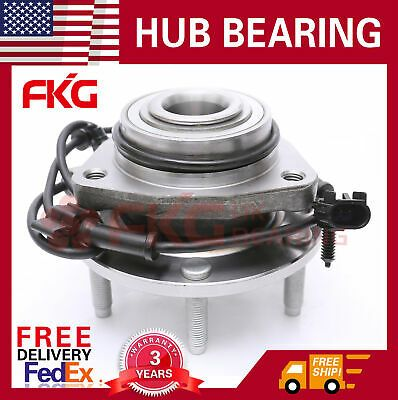 Advertisement Ebay 1pc Front Wheel Hub Bearing Assembly For 02 09 Gm Trailblazer Envoy W Abs 513188 With Images Chevy Trailblazer Gmc Envoy Chevy