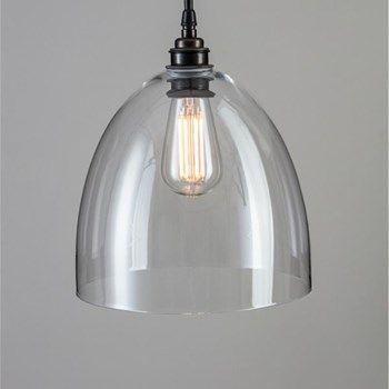 Glass Bell Shaped Bathroom Pendant Light Bathroom Pendant Lighting Glass Pendant Light Bathroom Lighting