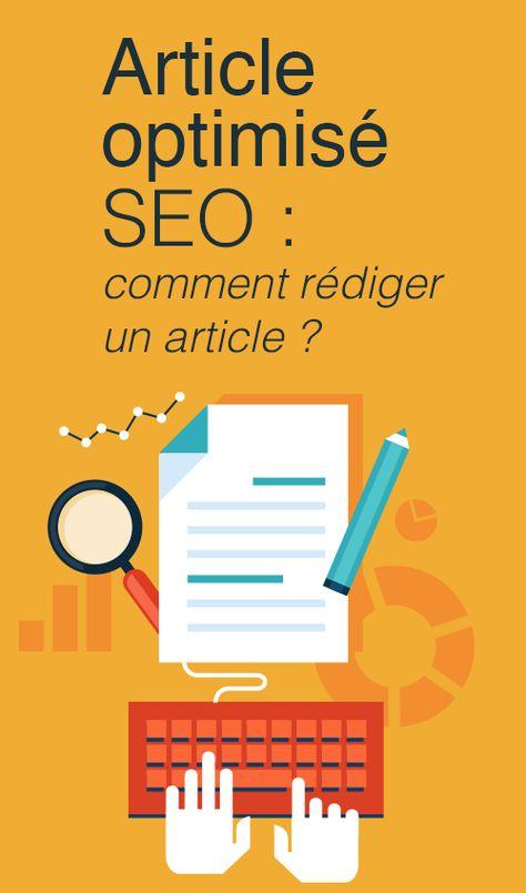 Rédiger un article optimisé SEO - Résonance Communication