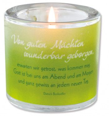 Lichtmoment Von Guten Machten Kerzen Gestalten Kerze Im Glas Geschenke Zum Abschied