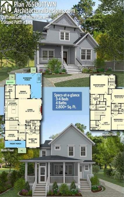 23 Ideas Sims House Plans Living Spaces In 2020 Sims House Plans Architectural Design House Plans Carriage House Plans