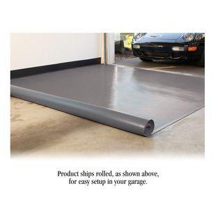 Coin Top Garage Floor Mat Griot S Garage Garage Floor Mats Garage Floor Paint Garage Door Design