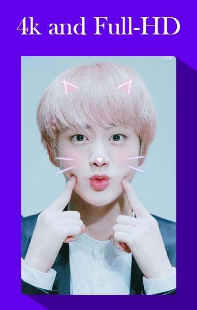 30 Wallpaper Cute Jin Jin Bts Wallpaper Hd For Android Apk Download Bts Jin Wallpapers Top Free Bts Jin Backgroun In 2020 Wallpaper Cute Backgrounds Cute Wallpapers
