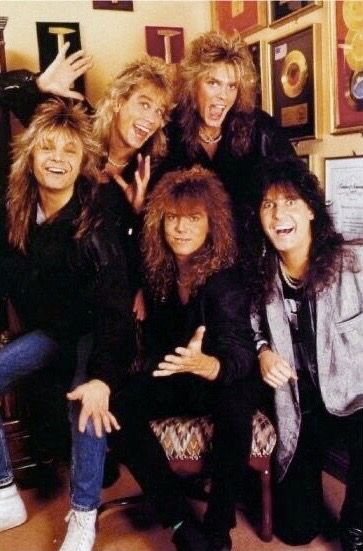 Pin By Starrynight On Europe Band In 2020 Europe Band Joey Tempest Best Rock Bands