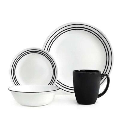 Tristan 16 Piece Dinner Set | Bowring | House ideas | Pinterest | Dinner sets Stoneware and House  sc 1 st  Pinterest & Tristan 16 Piece Dinner Set | Bowring | House ideas | Pinterest ...