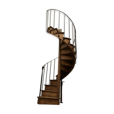 Escalier Colimacon Ancien 1920 Escalier En Colimacon Escalier