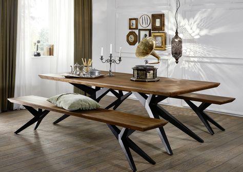 Natural Idol Esstisch Tisch Und Esstisch Modern