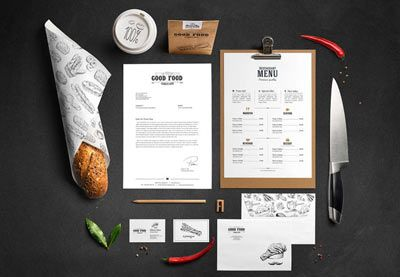 25 Free Restaurant Menu Templates Psd Mockups By Melody Nieves Lets Eat Create Compelling Imag Restaurant Menu Template Menu Design Template Menu Template