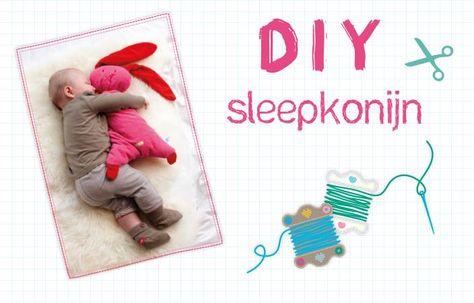 Blog - DIY sleepkonijn   lief! lifestyle