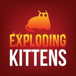 Exploding Kittens On The App Store Exploding Kittens Kittens