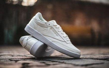 Reebok Damen Club C 85 Patent Sneaker: : Schuhe