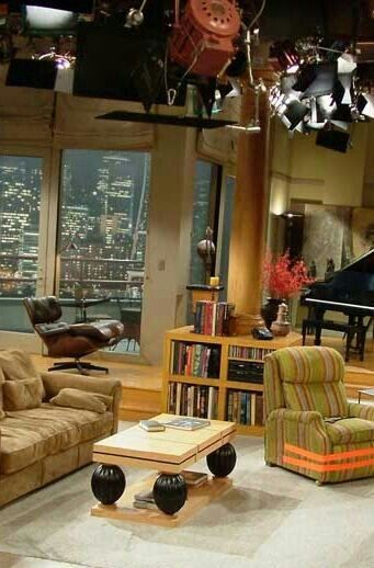 Maris Cranes beach house interior set design by Ron olsen Frasier