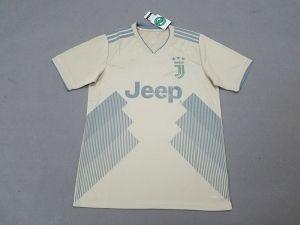 best service dc09c 4de70 2018-19 Cheap Jersey Juventus Away Replica White Shirt ...