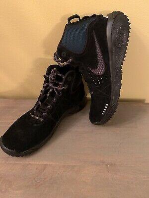Men's 8.5 Angels Rest Nike Boots Black