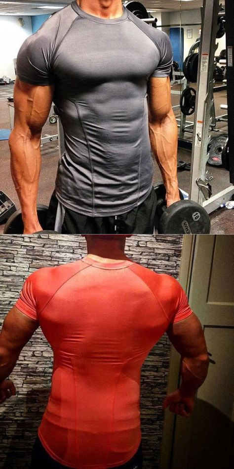 Gym T Shirts Men Shirt Style Mens Fashion Online Gym Outfit Men