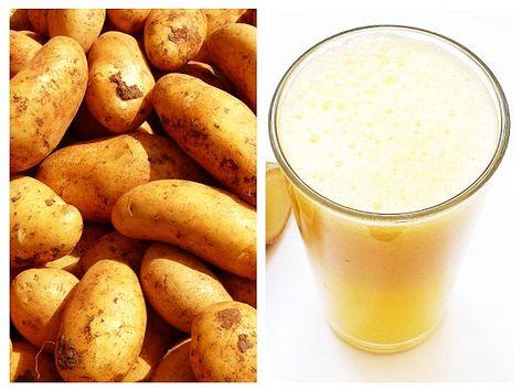 Dieta cu cartofi cruzi