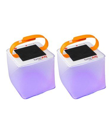 Look What I Found On Zulily Packlite Spectra Usb Color Changing Solar Lantern Set Of Two Zulilyfinds Lantern Set Solar Lanterns Diy Solar System