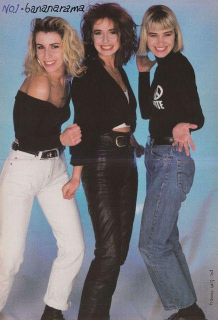 How To Dress Like Bananarama In The 1980s Vintage Everyday Bananarama 80s Fashion Fashion