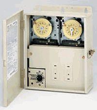 Intermatic Pf1202t Dual Timer Freeze Control Pool Supply 4 Less Pool Supplies Swimming Pools Locker Storage