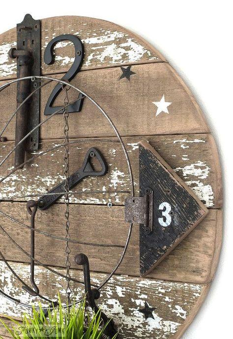 Ferme Familiale Règles en Bois Plaque Signe ~ mur pendaison décoration