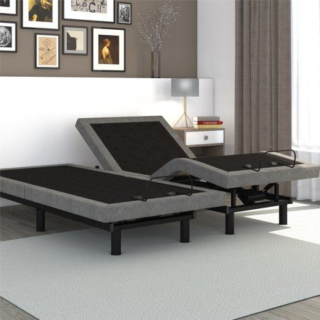 Home Bed Base Flat Bed Signature Sleep