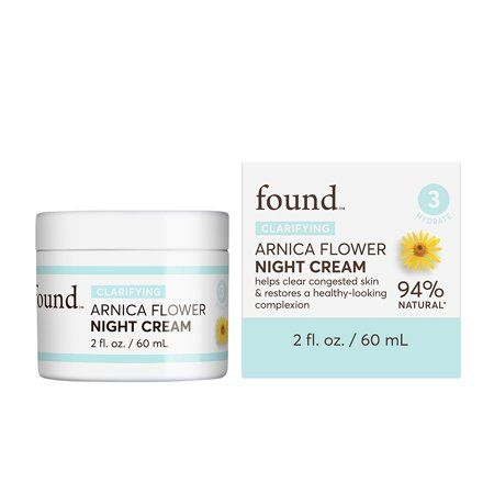 Found Clarifying Arnica Flower Night Cream 2 Fl Oz Walmart Com Kakadu Plum Skin Brightening Mask Skin Brightening