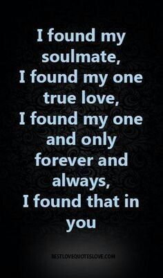 ❤️❤️❤️❤️❤️ I so did Babe it is you Forever and