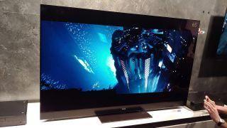 Hands on: Panasonic GZ2000 4K OLED TV review | Allah Rising Sunshine
