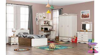 أحدث كتالوج صور ألوان غرف نوم أطفال و شباب 2021 Home Home Decor Furniture