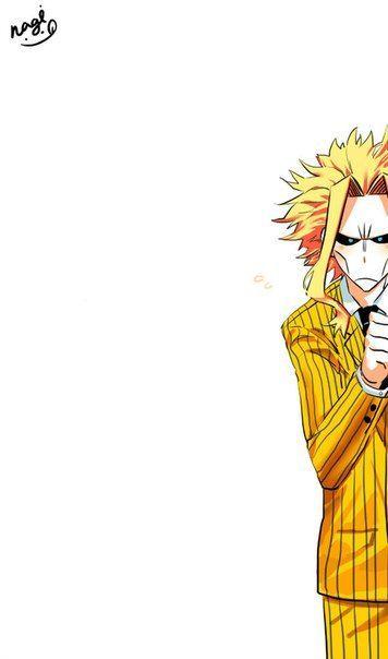 My Hero Academia Bnha Toshinori Yagi All Might Hero