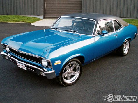 Yup - had a nice Chevy Nova at one time also!