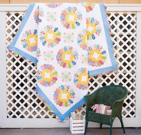 Your Sweet Tooth Is Calling The Candy Dish Quilt Kit From Rjr